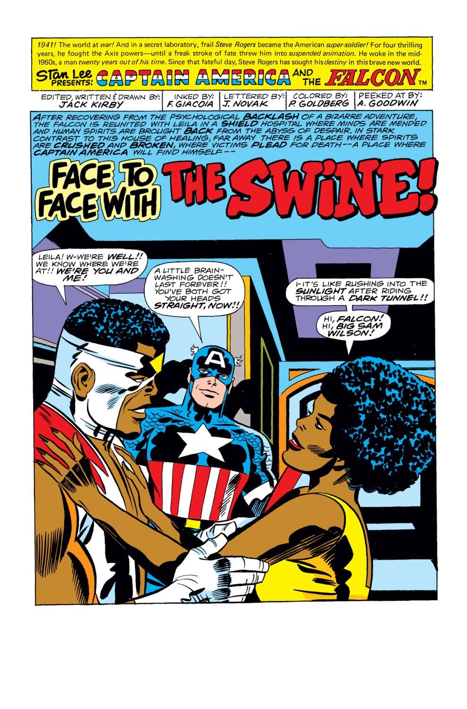 Captain America (1968) Issue #206 #120 - English 2