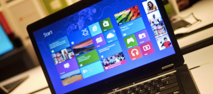 Windows 8.x Busts Past 10% Market Share As Windows 7 Rises, XP Falls