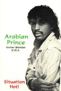 Arabian Prince – Situation Hot (Cassette) (1990) (192 kbps)