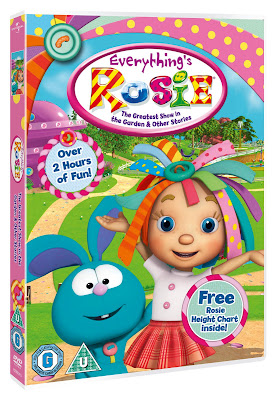 everythings rosie dvd