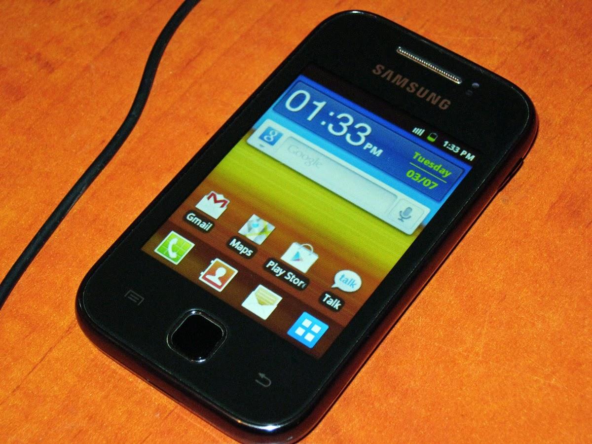 Cara ROOT Samsung Galaxy Y