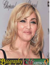 Madonna Louise Veronica Ciccone