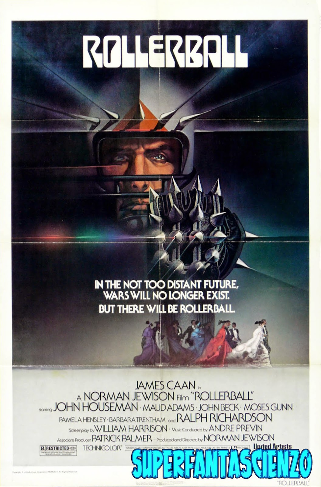 Rollerball 1975 recensione