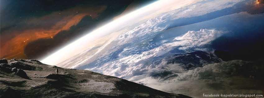 dünya facebook kapak resmi,uzay