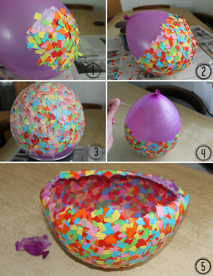 Diy deco cuenco de colores i love it for Deco para el hogar