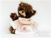 Мой МК по вязанию свитера без швов