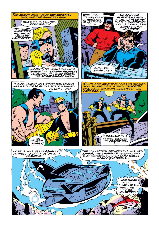 Captain America (1968) Issue #181 #95 - English 9