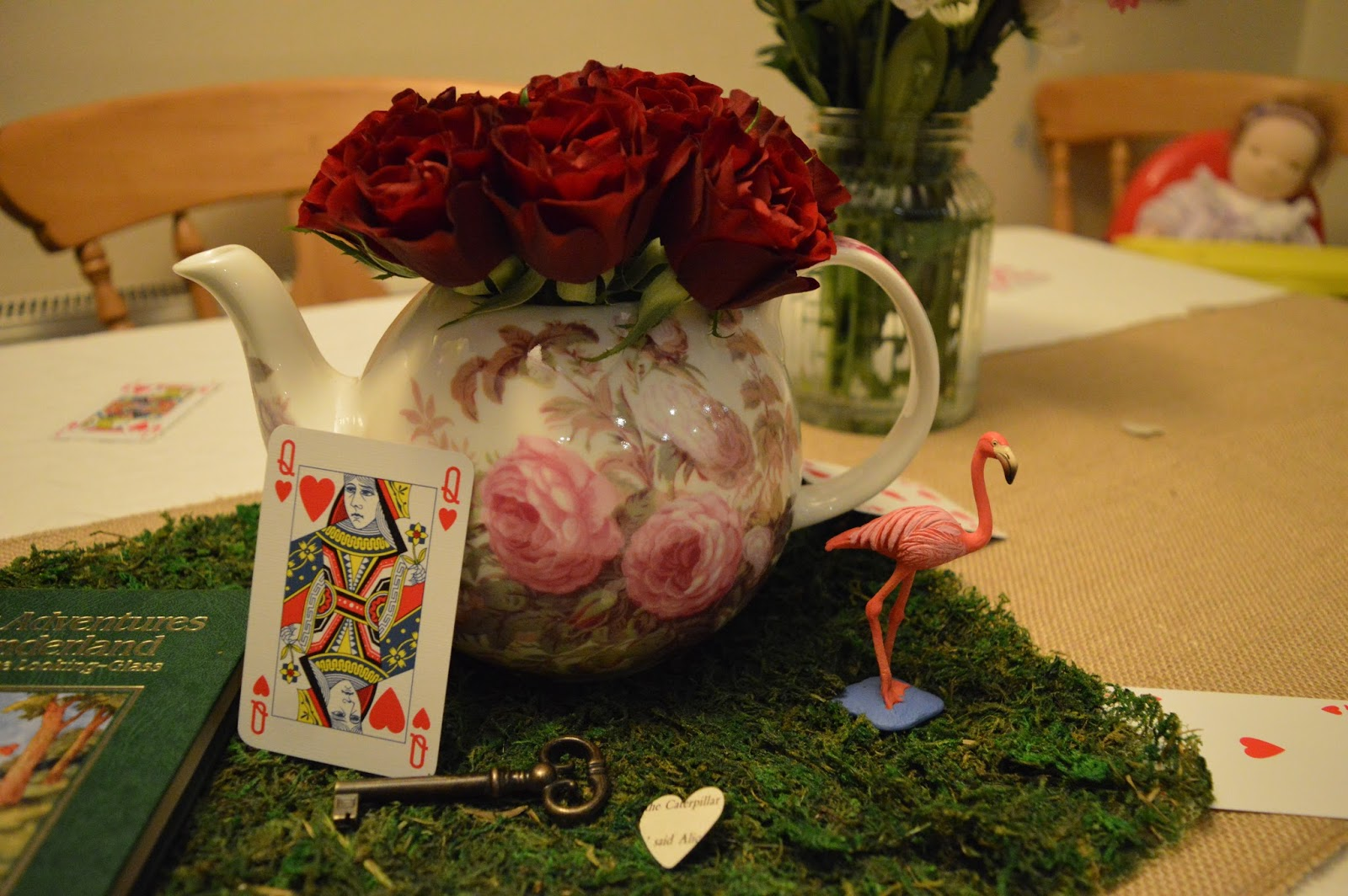 Heartsdesire Amys 16th Birthday Alice In Wonderland