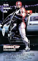Filme Robocop O Policial do Futuro Dublado AVI DVDRip