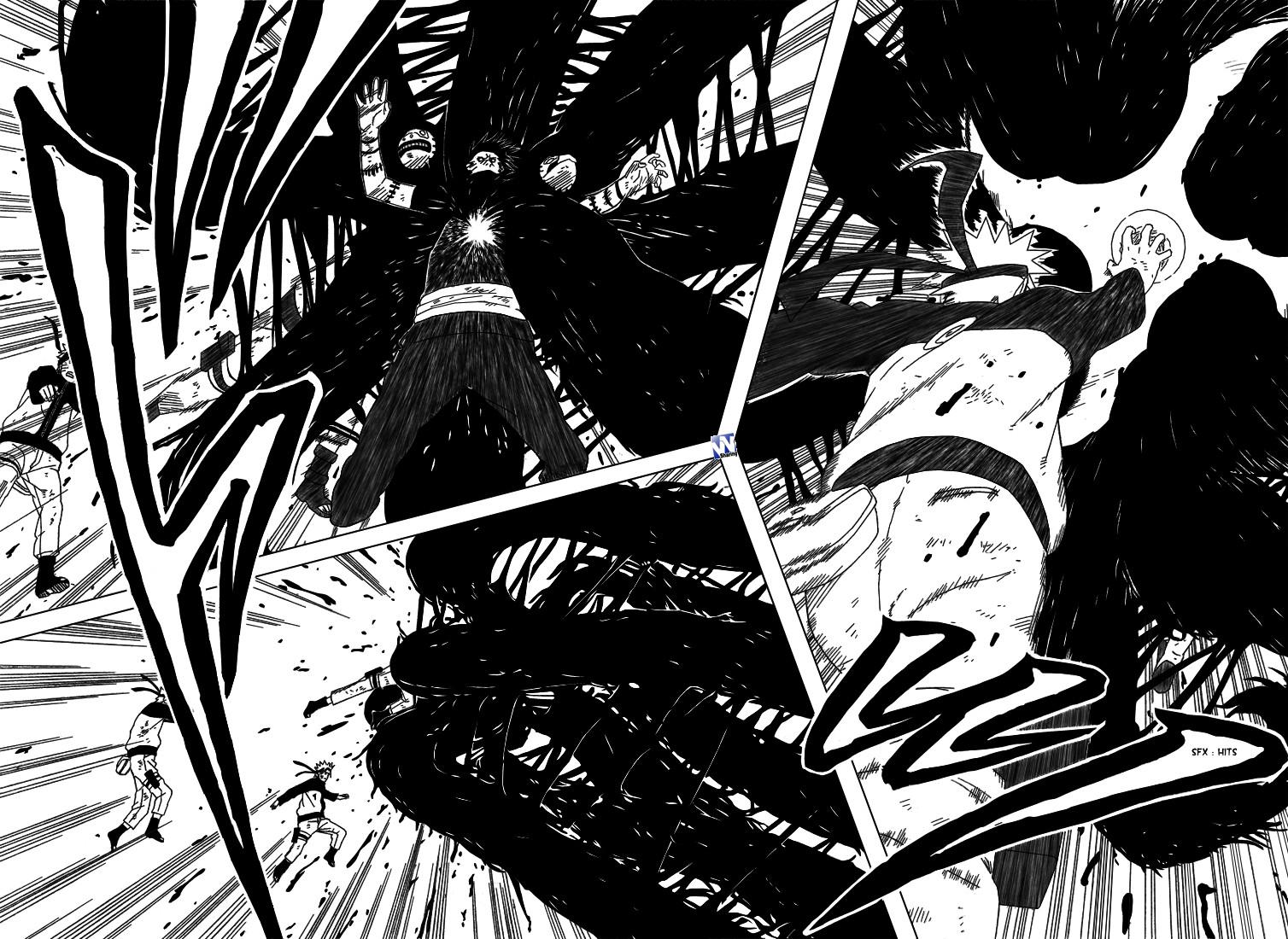 Naruto chap 341 Trang 3 - Mangak.info