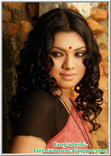 Bangladeshi actress Nusrat Imroz Tisha