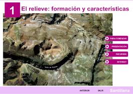 Tema 1. El Relieve de España.