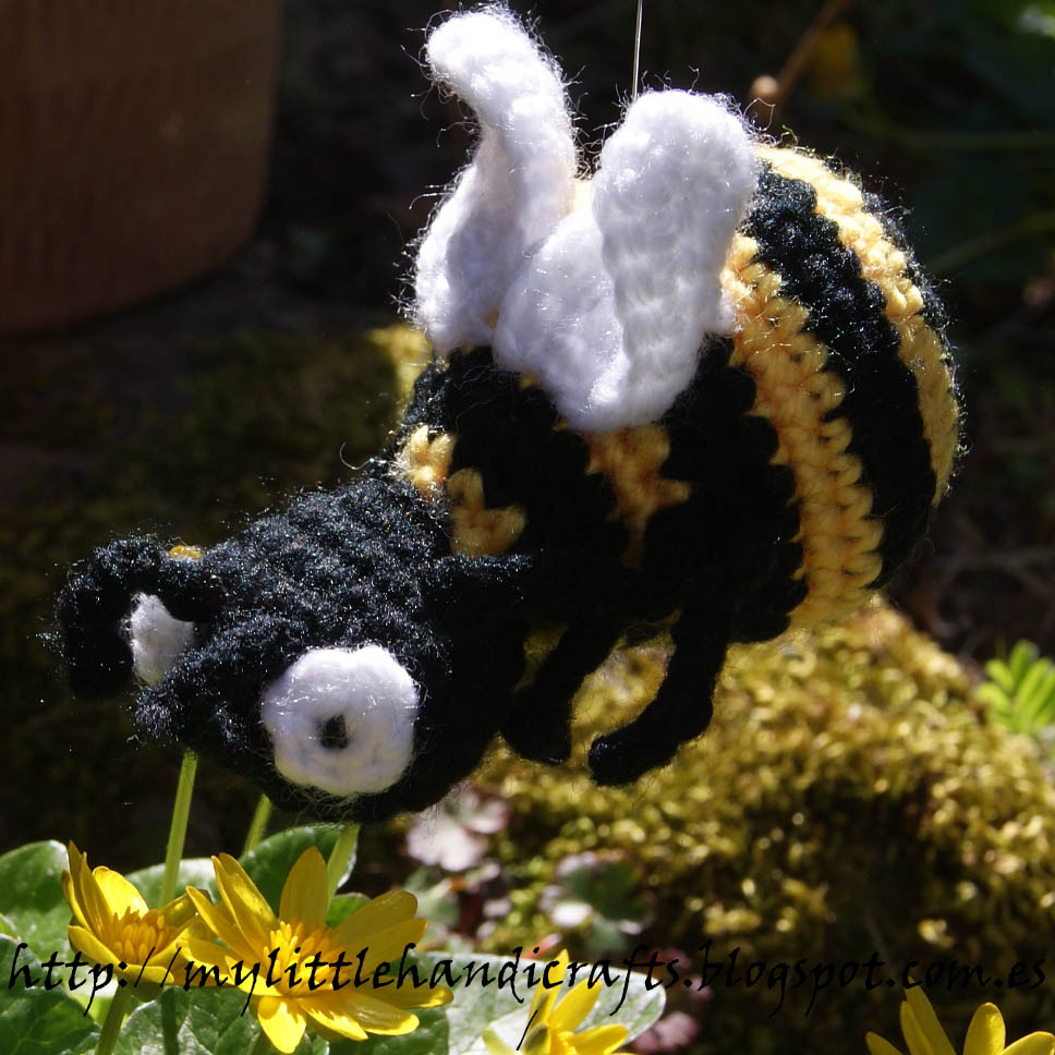 Kitty Abeja Amigurumi : Matachupi?s world: julio 2013