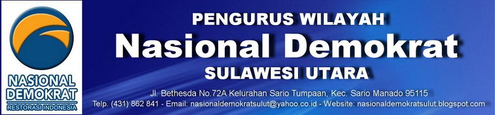 NASIONAL DEMOKRAT SULAWESI UTARA