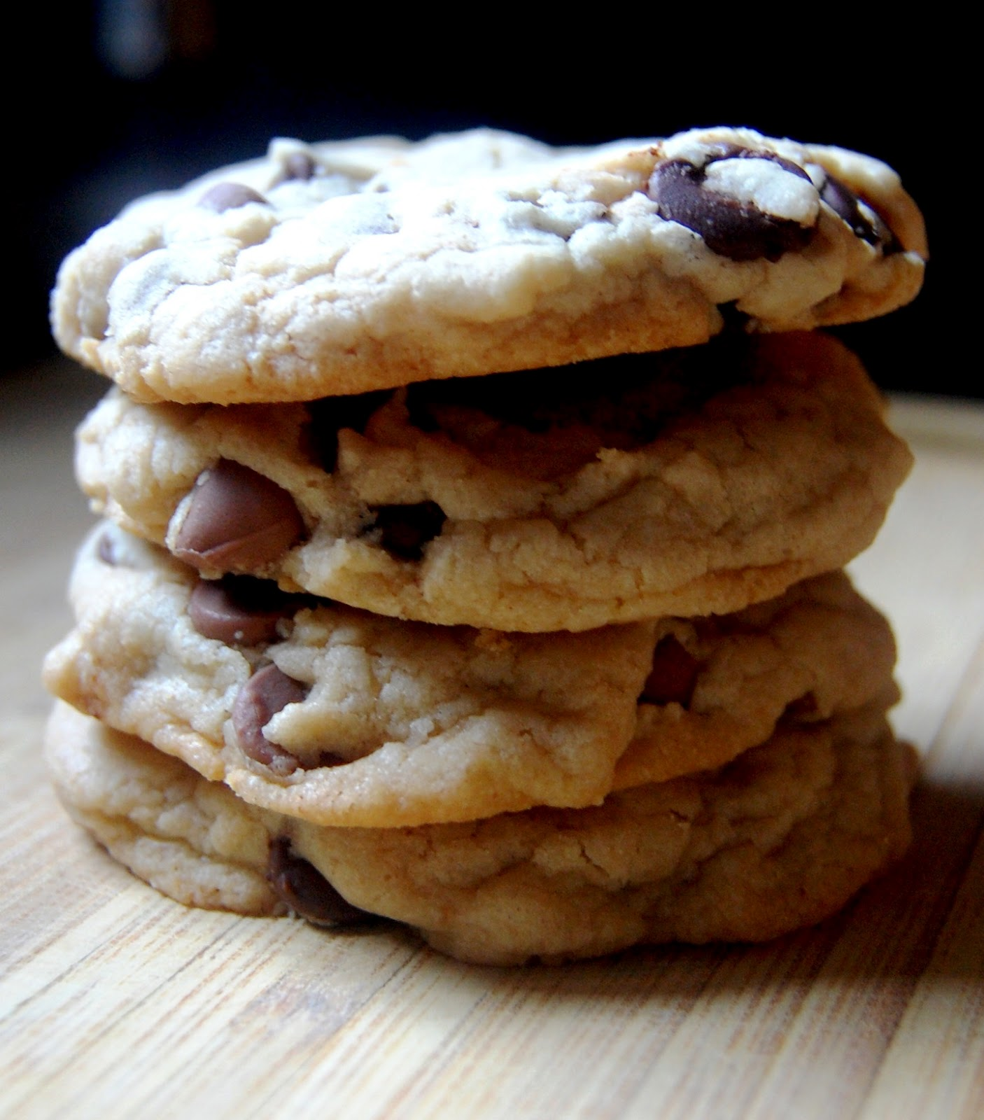 Cassie Craves: Coconut Cream Cheese Chocolate Chip Cookies