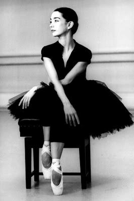 Tamara Rojo bailarina