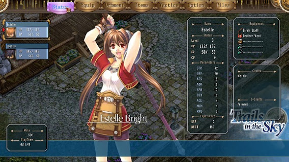 The Legend Of Heroes: Trails In The Sky ScreenShot 02