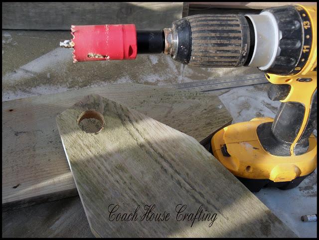 herb box, tool box, garden trug, wooden trug