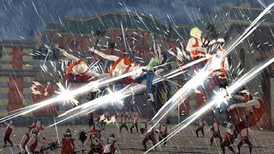 One Piece : Pirate Warriors 3 Screenshot 4