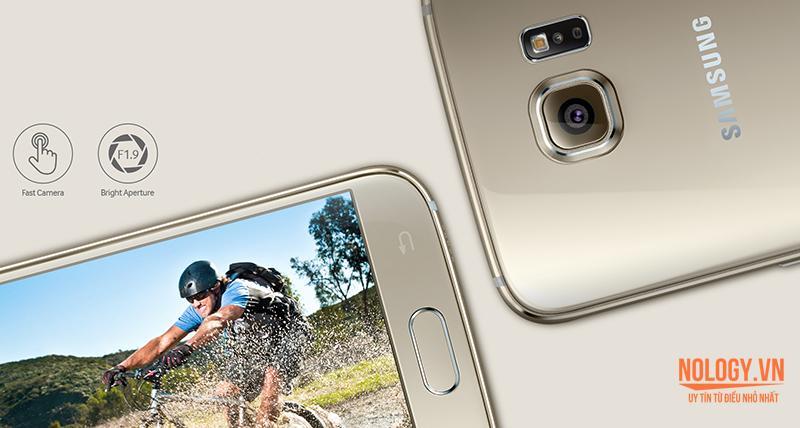 Camera tuyệt hảo của samsung galaxy s6 2 sim