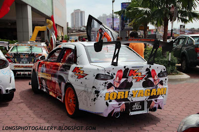 Modified KOF Waja Evo X