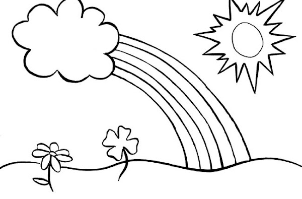Color By Number Coloring Pages Letters