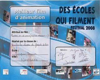 Festival des écoles qui filment