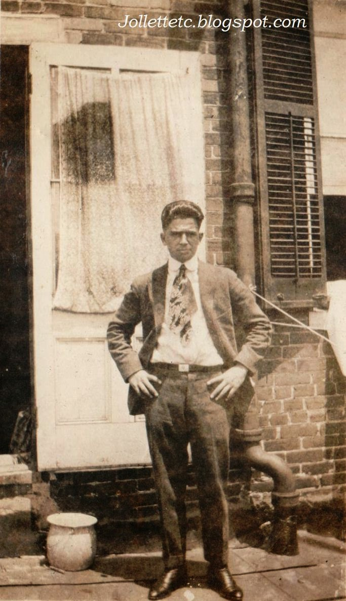 Unknown cousin 1917 New York