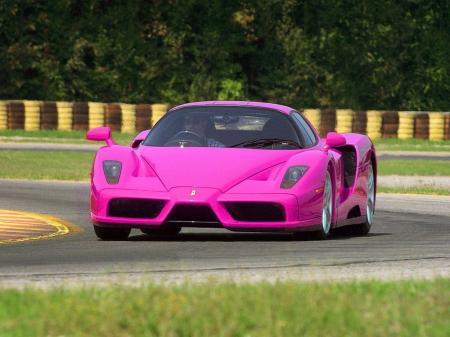 Malaysia Supercar Pink Super Car