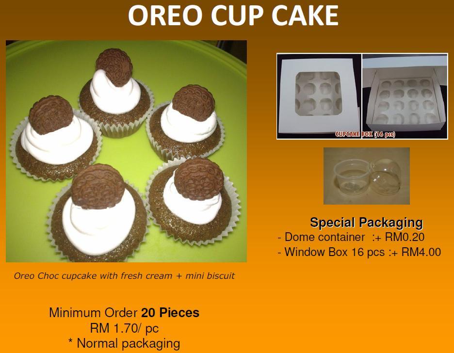 Cupcake Cake Tupperware