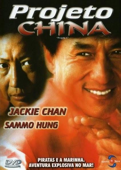 Capa Projeto China Torrent Dublado
