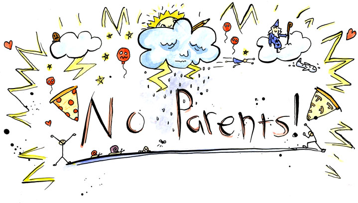 No Parents