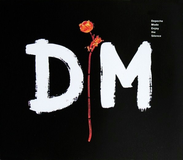 Vinyl Video Depeche Mode Enjoy The Silence 1990