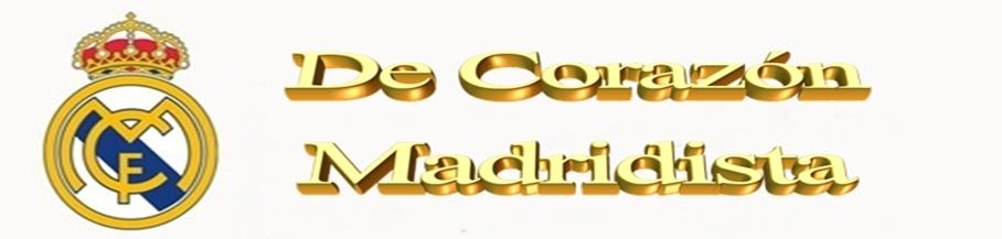 De Corazón Madridista