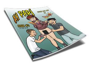 Cartoons Eróticos – Ay Papi # 3