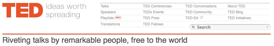how to cite a ted talk transcript