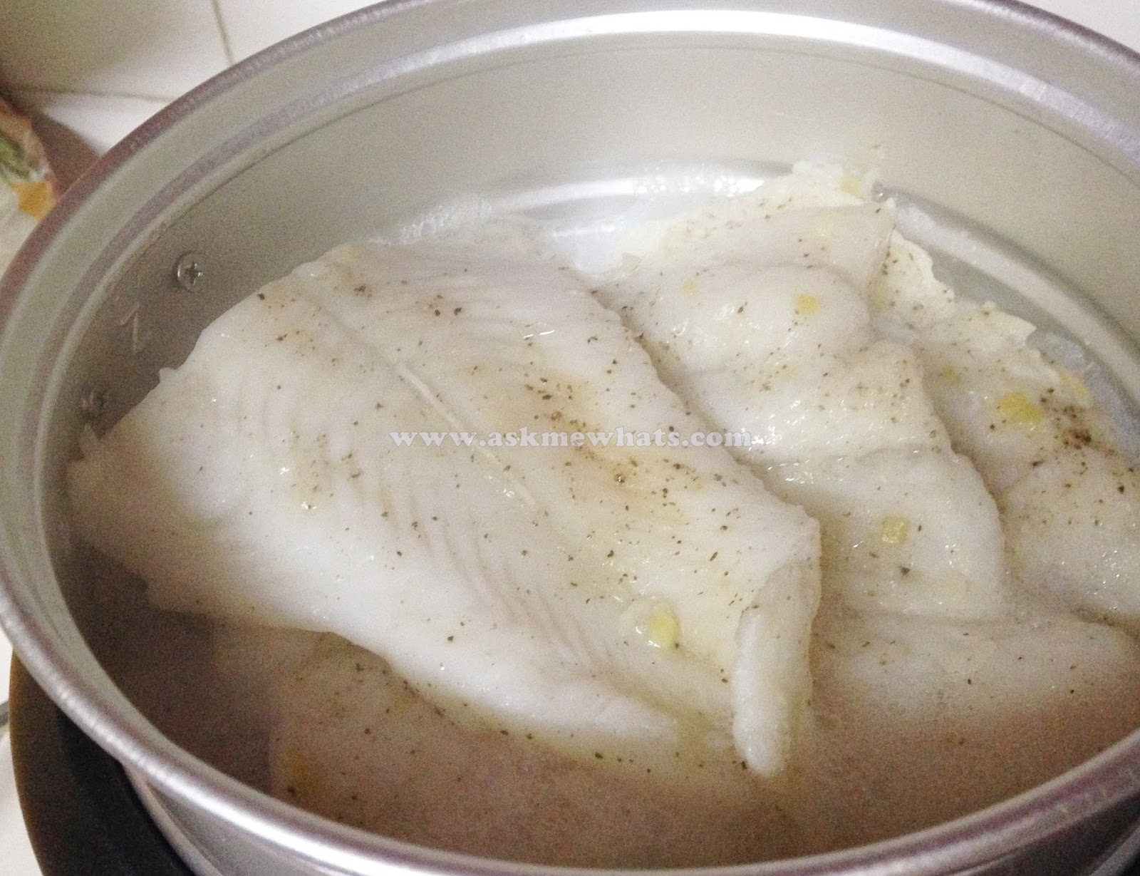 how to cook saba fish fillet