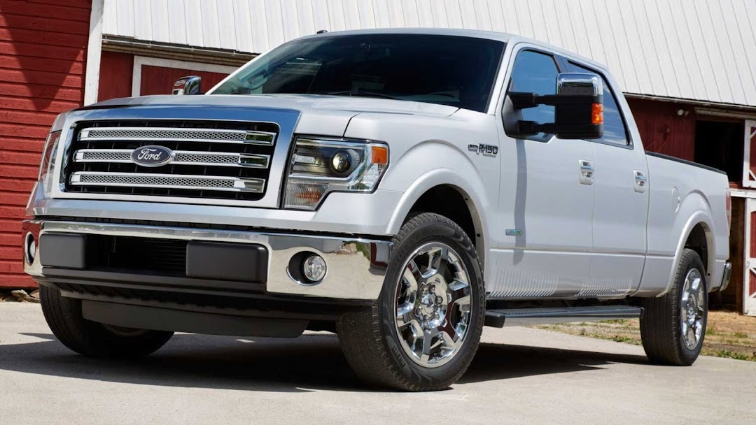 2013 Ford F 150 HD Wallpaper 2