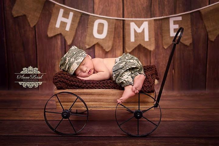 Szeregowy Ivo fotografia niemowlęca Kielce