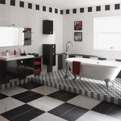 style annes 50 dans les couleurs rtro pour la baignoire design pour le mobilier et le robinet tout est ici permis
