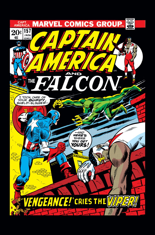 Captain America (1968) Issue #157 #71 - English 1
