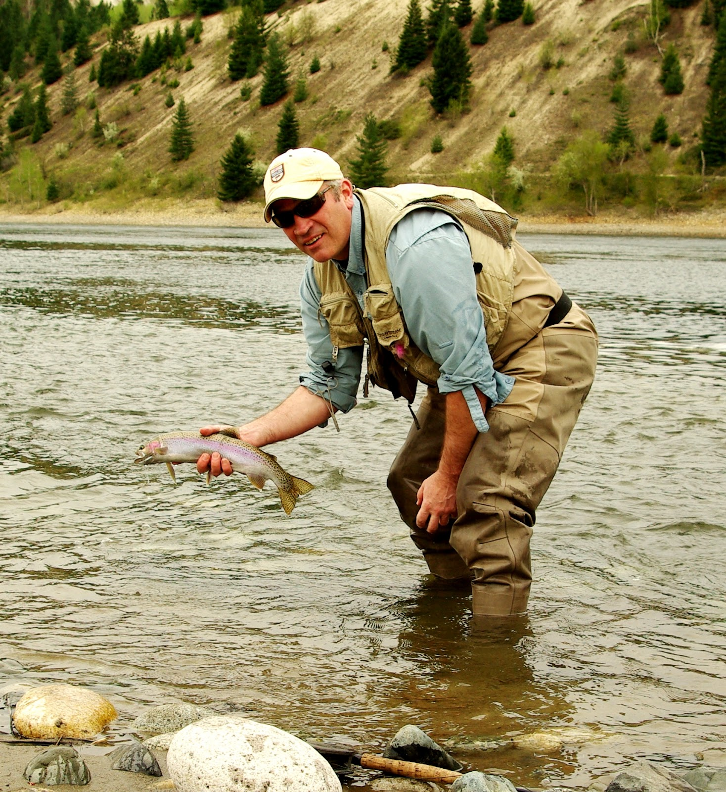 Fly Fish Bc West Kootenay Fishing Report