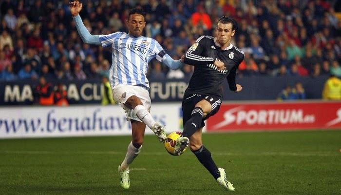 Real Madrid vs Malaga en vivo