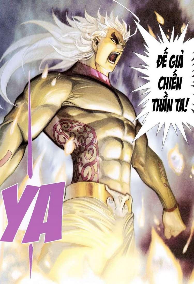 Võ Thần chap 300 Trang 16 - Mangak.info