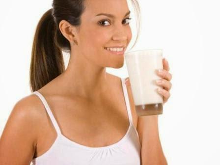 Hãy uống sữa đậu nành để giảm cân
