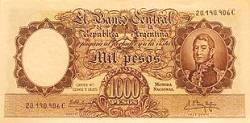 Argentina: Billetes, monedas y medallas