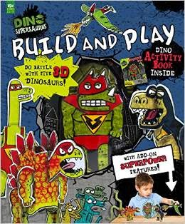 Dino Supersaurus Build and Play Box Set cover