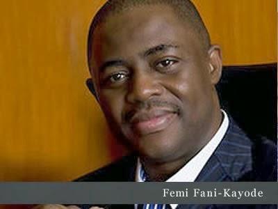 Femi Fani Kayode is an Utter Disgrace