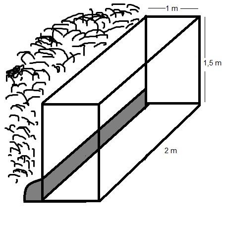 bentuk gambar liang lahad