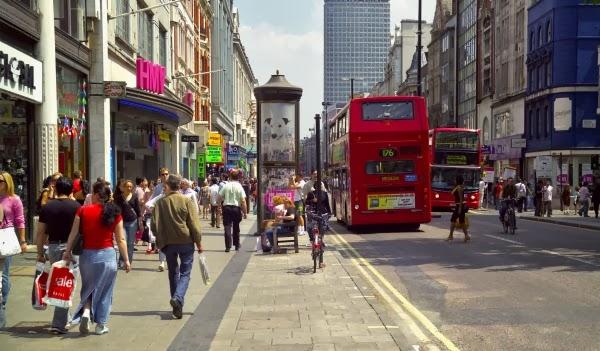 Vivir en Londres una larga estancia